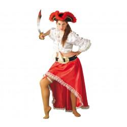 Disfraz de Pirata. Talla Adulto.