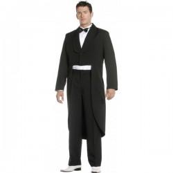 disfraz de frac o mayordomo