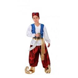 Disfraz de Ali-baba.Talla 5-6