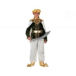 Disfraz de principe arabe.Talla 5-6