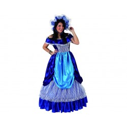Disfraz de Dama Sureña.Talla M-L