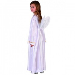 Disfraz de Angelito Infantill.Talla 10-12