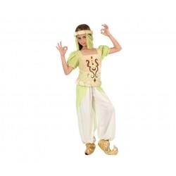 Disfraz de bailarina arabe 10-12