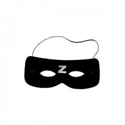Antifaz Zorro.