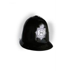 Casco de Policia Bobby Inglés.pvc Blando