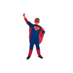 Disfraz de SuperHéroe. Talla 11-14