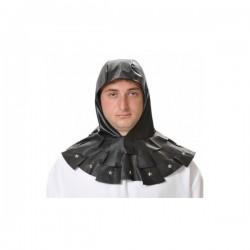 Capucha Cruzado Negra.