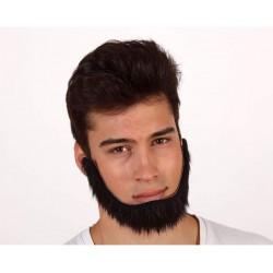 Barba negra de Marino o Pirata Corsario