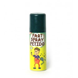 Spray fétido.
