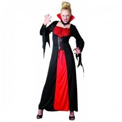 disfraz de Vampiresa.Talla única