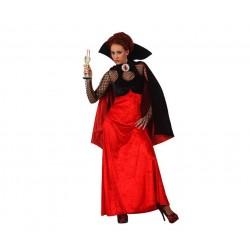 Disfraz de Vampiresa Elegante T-m-l