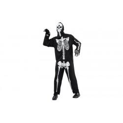 Disfraz de Esqueleto.Talla Única