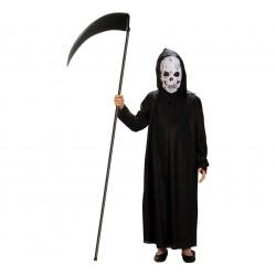 Disfraz de Muerte Esqueleto. Talla unica