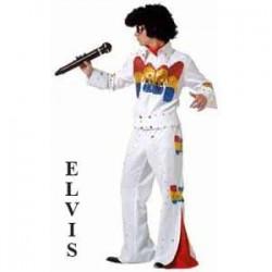 Disfraz de Elvis.Talla 52