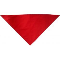Pañuelo Liso Pirata.Rojo