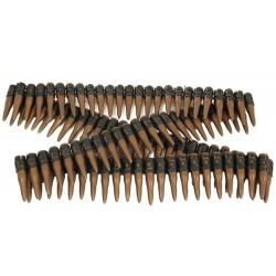 Cinturón de balas,pvc