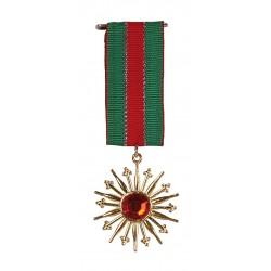 Medalla o  Condecoración de Estrella