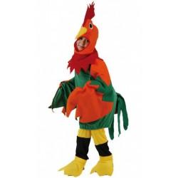 Disfraz de Gallo .Talla 5-6