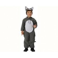 Disfraz de Lobo gris.Talla5.6