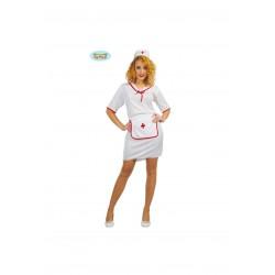 Disfraz de Enfermera.Talla M-L