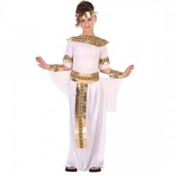 Disfraz de Reina del nilo. Talla 10-12