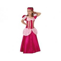 Disfraz Dama Medieval o Princesa .Talla 10-12