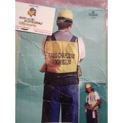 Disfraz de Obrero,Despedidas