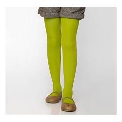Medias-Panty Verde Claro .Talla 8