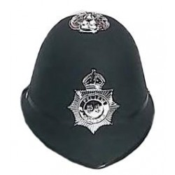 Casco de Policia Bobby Inglés