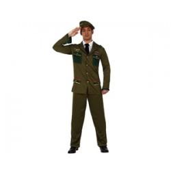 Difraz de Militar. Talla XL