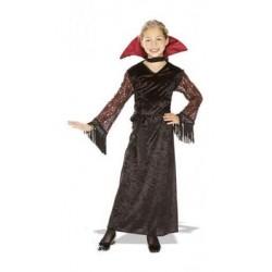 Disfraz Bruja de la Noche,talla 3-4 años