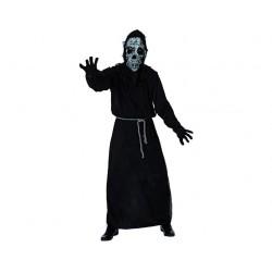 Disfraz de Brujo Esqueletico.Talla M-L