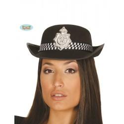Gorro de Policia,para Chica