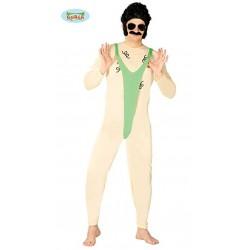 Disfraz de Borat.Despedidas