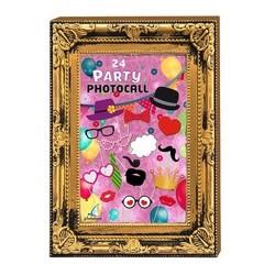 Kit para photocall con 2 marcos - 24 unidades