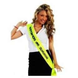 "Banda""Estamos de Juerga"",verde.Unisex"