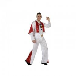 Disfraz Elvis  o Rockero. Talla XL