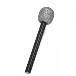 Microfono escarchado