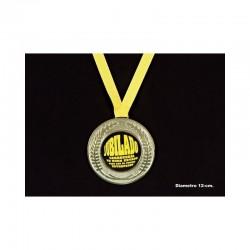"""Medalla """" Jubilado,carrocería ...."""""""