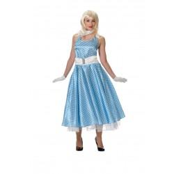 Disfraz Olivia-Grease mujer.Talla 38