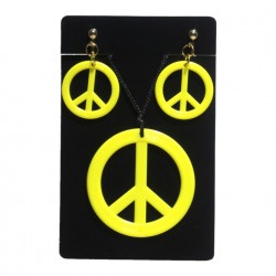 Set de Hippie,Amarillo