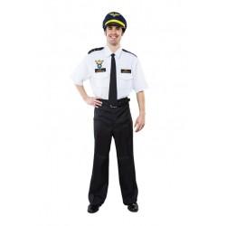 Disfraz de Piloto , Avión. Talla Unica
