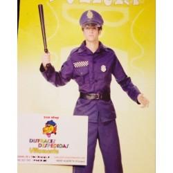 Disfraz  Policia..Talla 48