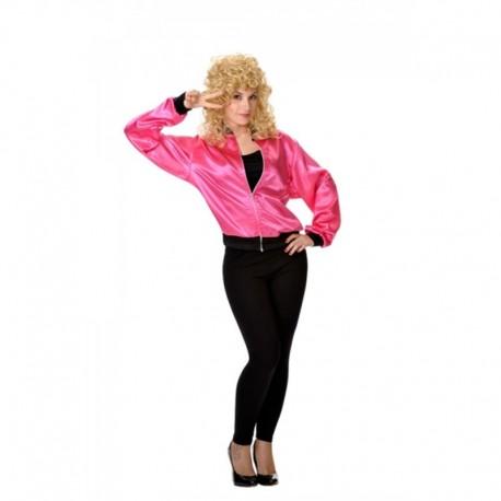 Disfraz Pink Lady.Años 50..Talla 44