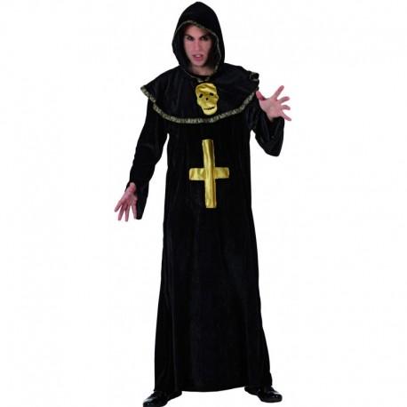 Disfraz de Señor de la Noche.Talla M-L