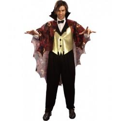 Disfraz de Vampiro o Dracula Talla Única