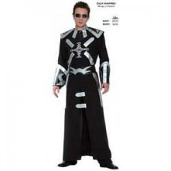 Disfraz de Caza Vampiro. o Matrix..Talla 54-56-Halloween