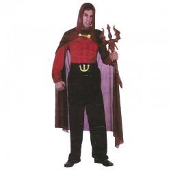 Disfraz de Demonio.Talla XS-S..Halloween