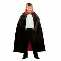 Capa de Vampiro Infantil,90 cm-Halloween