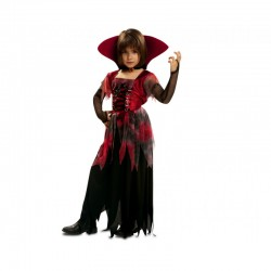 Disfraz Vampiresa Gótica,talla 10-12...Halloween